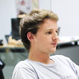 Thomas, Team Leader