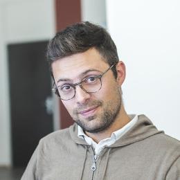 Chris, Artistic Director